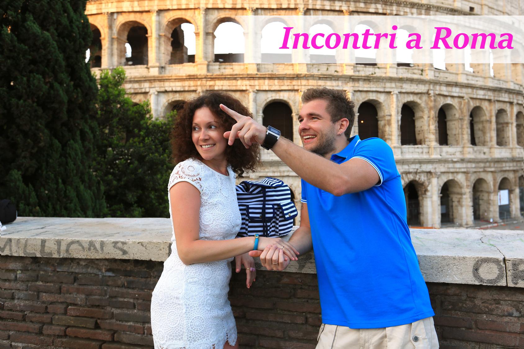 Chat per single roma